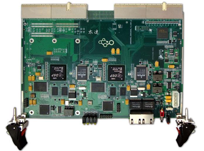 DSP,TMS320C6455,CPCI,高速信号处理,信号仿真平台,图像处理分析,网络数据收发,千兆网络传输,雷达软件无线电,图像数据采集,智能硬件