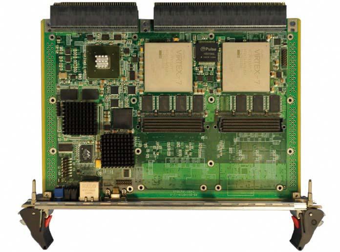 C6678,预处理板,高速数据采集,高速数据通信,前端信号预处理,声呐,XC7VX980T,FMC接口,高速串行收发器,CameraLink,相机图像采集卡,大分辨率图像处理,SFP光纤接口,三维立体成像,无人机,导弹,VPX,VPX板卡,VPX开发板,VPX技术,VPX总线