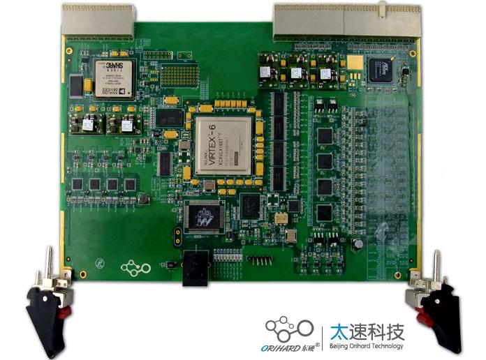 TS201,Virtex-6,XC6VLX195T,64路AD,千兆以太网,PCI接口,64路DA,CPCI,相控阵超声信号处理平台,超声波成像,超声波探伤,,智能硬件