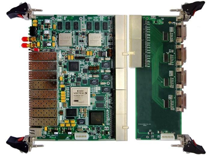 TMS320,C6678,FPGA,XC5VSX95T,Base模式,全景影像处理平台,高速图像处理