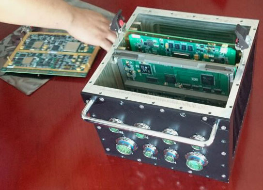 2-tms320c6678+xc7k420t的图像信号处理板【图】