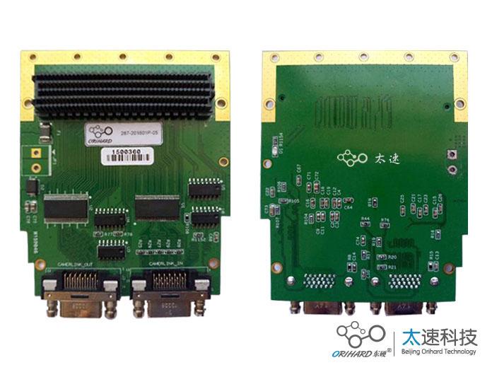 Base cameralink输入,FMC子卡,CamerLink子卡,视频信号检测,视频信号分析,数字成像,图像分析,图像测试,图像分析与测试