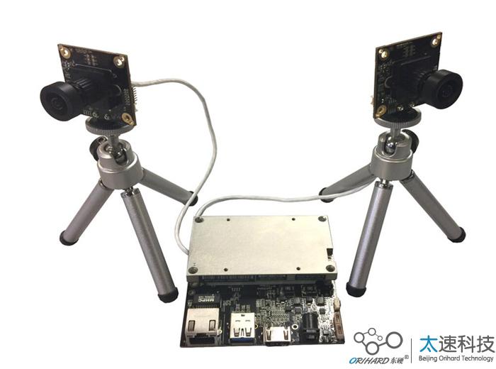 Jetson TX2,TX2计算模块,图像传感器,高清图像及视频采集,数据快速处理,数据传输