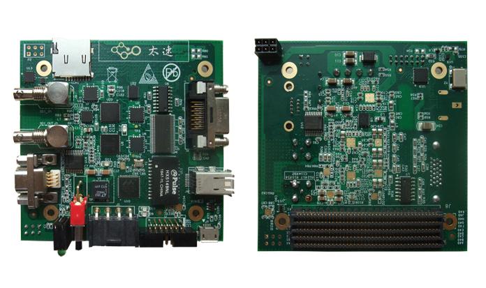 PCIe 加速计算卡,ZU19EG板卡,高速信号处理,信号处理,光纤接入,加速计算