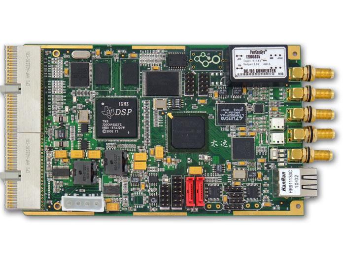 DSP,TMS320,C6455,软件无线电处理,雷达,通信,导航,电子对抗,遥测,高速数据存储