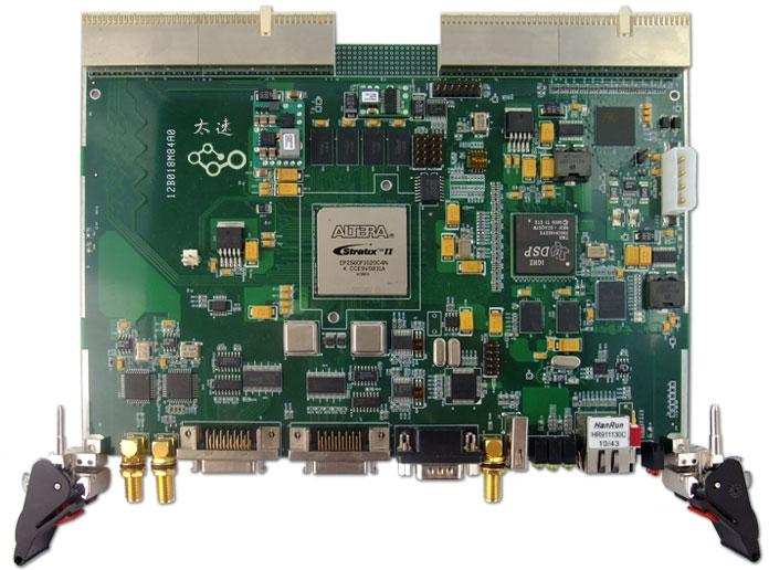 智能图像处理,Camera Link,,EP2S60,C6455,双通道数据采集,Camera Link,s232,千兆以太网,高速数据存取,千兆网络接口,GMII接口,模拟视频输入,模拟视频输出,数字视频输入,图像数据采集,6U CPCI图像处理卡