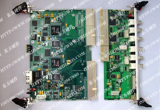 20,基于 dsp tms320c6455的cpci高速信号处理板卡